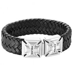 Police Velocity Mens Bracelet PJ.24697BLB/01-L