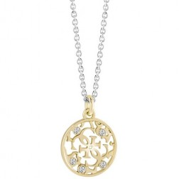 Guess Ladies Necklace UBN71519