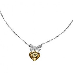 Guess Ladies Necklace UBN81182