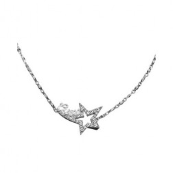 Guess Ladies Necklace UBN81305