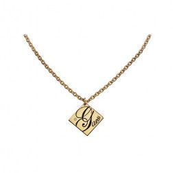 Guess Ladies Necklace UBN81317