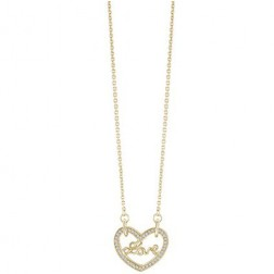 Guess Ladies Necklace UBN82064