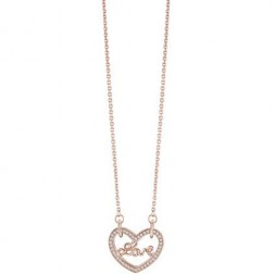 Guess Ladies Necklace UBN82065
